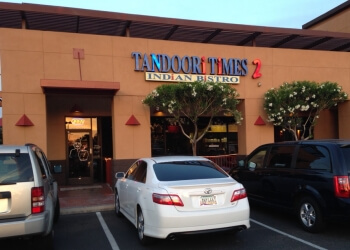 Glendale indian restaurant Tandoori Times 2 Indian Bistro