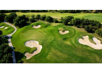 Grand Prairie golf course Tangle Ridge Golf Club
