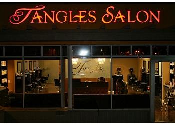 Rancho Cucamonga hair salon Tangles Salon