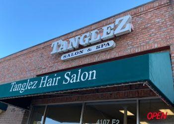 Wilmington hair salon Tanglez Salon & Spa