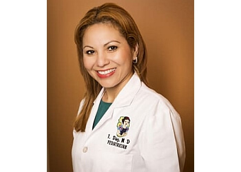 Mesquite pediatrician Tania Diaz, MD