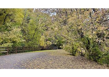 Salt Lake City hiking trail Tanner Park