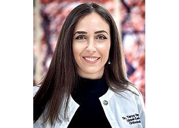 New York orthodontist Tanya Vaysman, DMD
