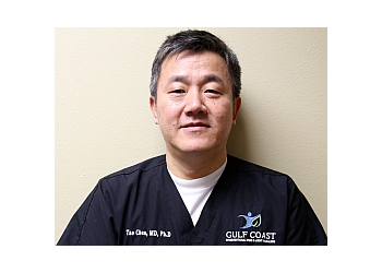 Mobile pain management doctor Tao Chen, MD, PhD