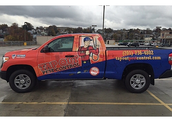 Jersey City pest control company Tap Out Pest Control