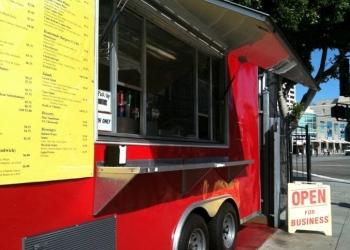 San Francisco food truck Taqueria Cazadores