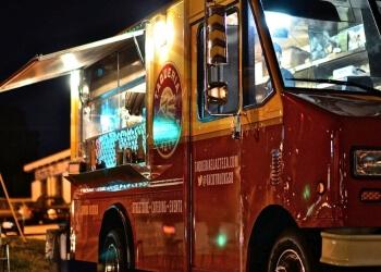 Greensboro food truck Taqueria El Azteca Taco Truck