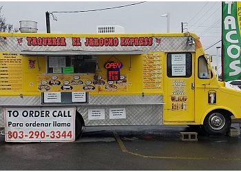Columbia food truck Taqueria El Jarocho Express