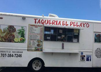 Vallejo food truck Taqueria El Pelayo