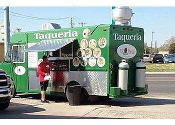 Midland food truck Taqueria El Real