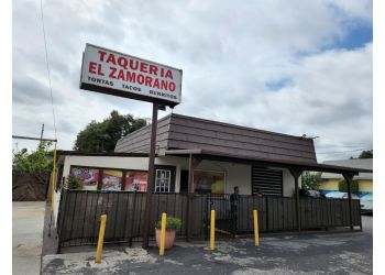 Santa Ana mexican restaurant Taqueria El Zamorano