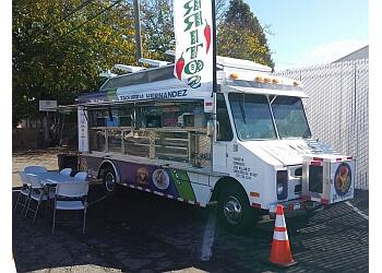 Santa Rosa food truck Taqueria Hernandez