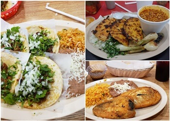Joliet mexican restaurant Taqueria Los Comales