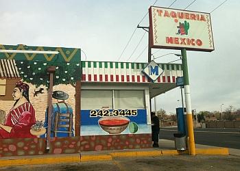 Albuquerque mexican restaurant Taqueria Mexico