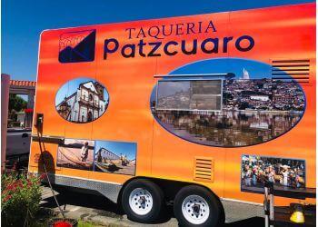 Sunnyvale food truck Taqueria Patzcuaro