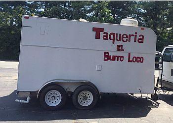 Winston Salem food truck Taqueria burro loco
