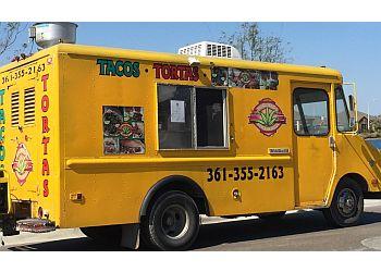 Corpus Christi food truck Taquitos Mi Tierra