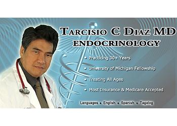 Corona endocrinologist Tarcisio C. Diaz, MD