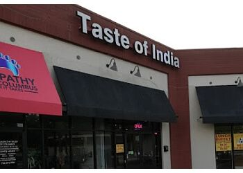 Columbus indian restaurant Taste Of India