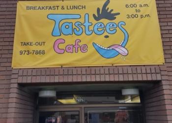 West Valley City caterer Tastees Cafe