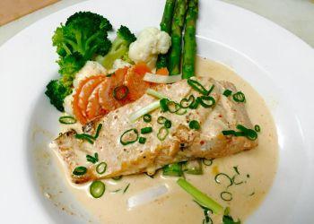Akron thai restaurant Taste of Bangkok
