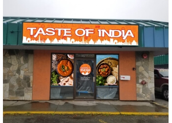 Anchorage indian restaurant Taste of India