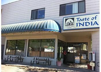 Eugene indian restaurant Taste of India