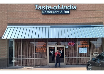 McKinney indian restaurant Taste of India
