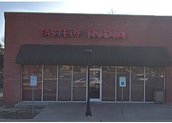 Norman indian restaurant Taste of India