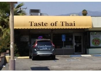 San Bernardino thai restaurant Taste of Thai
