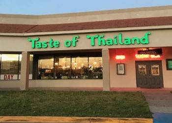Birmingham thai restaurant Taste of Thailand