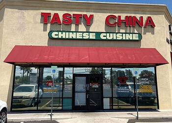 North Las Vegas chinese restaurant Tasty China Restaurant