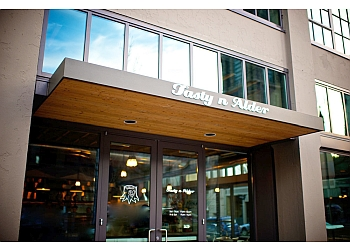 Portland steak house Tasty n Alder