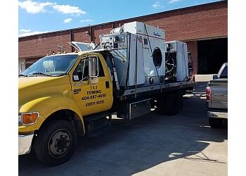 Atlanta towing company Tate & Sons Towing