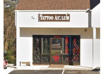 Durham tattoo shop Tattoo Asylum