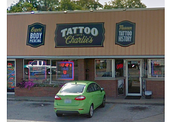 Louisville tattoo shop Tattoo Charlie's