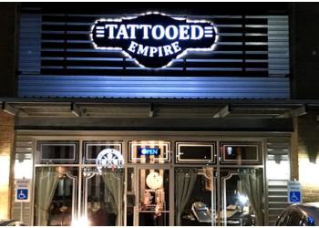 Brownsville tattoo shop Tattooed Empire