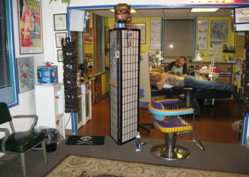 Fremont tattoo shop Tattoos By Advance
