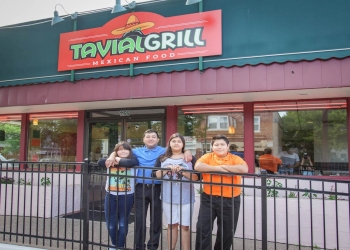St Paul mexican restaurant Tavial Grill