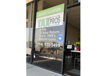 Garden Grove tax service Tax Pro's LLC