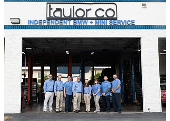 Pomona car repair shop Taylor Co BMW + MINI Independent Service