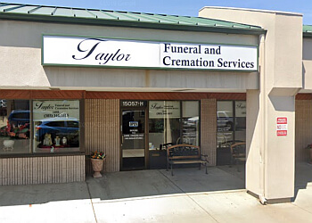 Aurora funeral home Taylor Funeral & Cremation Services