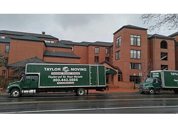 Westminster moving company Taylor Moving and Storage