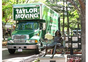 Boulder moving company Taylor Moving and Storage, LLC