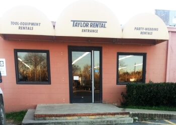 Garland rental company Taylor Rental Center