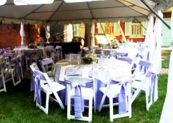Pittsburgh event rental company Taylor Rental Party Plus