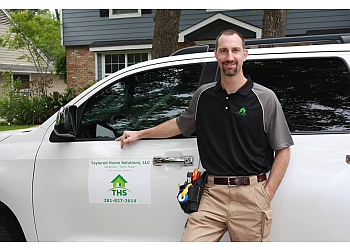 Houston handyman Taylored Home Solutions