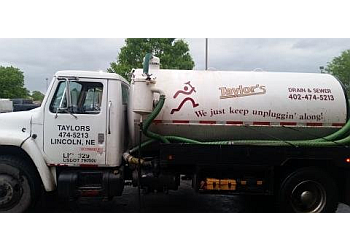 Lincoln septic tank service Taylor's Drain & Sewer Service