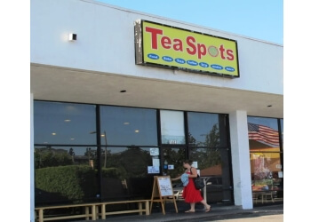 Pasadena juice bar Tea Spots