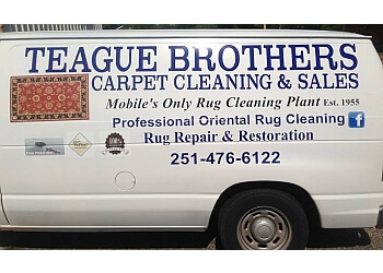 Teague Brothers Carpet Cleaning and Sales Inc.
